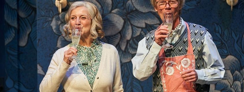 Theter in Neureut Champagner zum Fruehstueck
